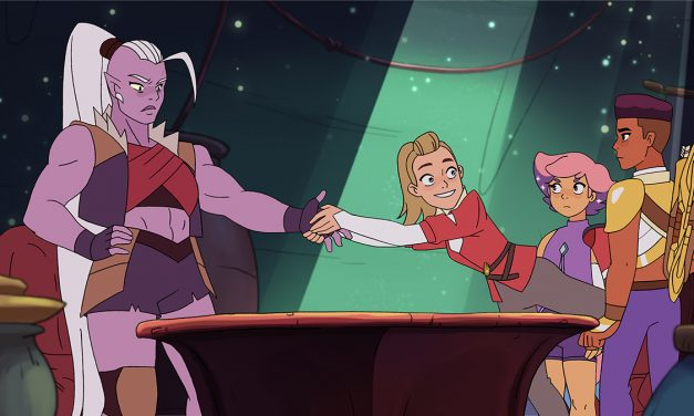 SHE-RA AND THE PRINCESSES OF POWER Brings a Personal Story to Season 3