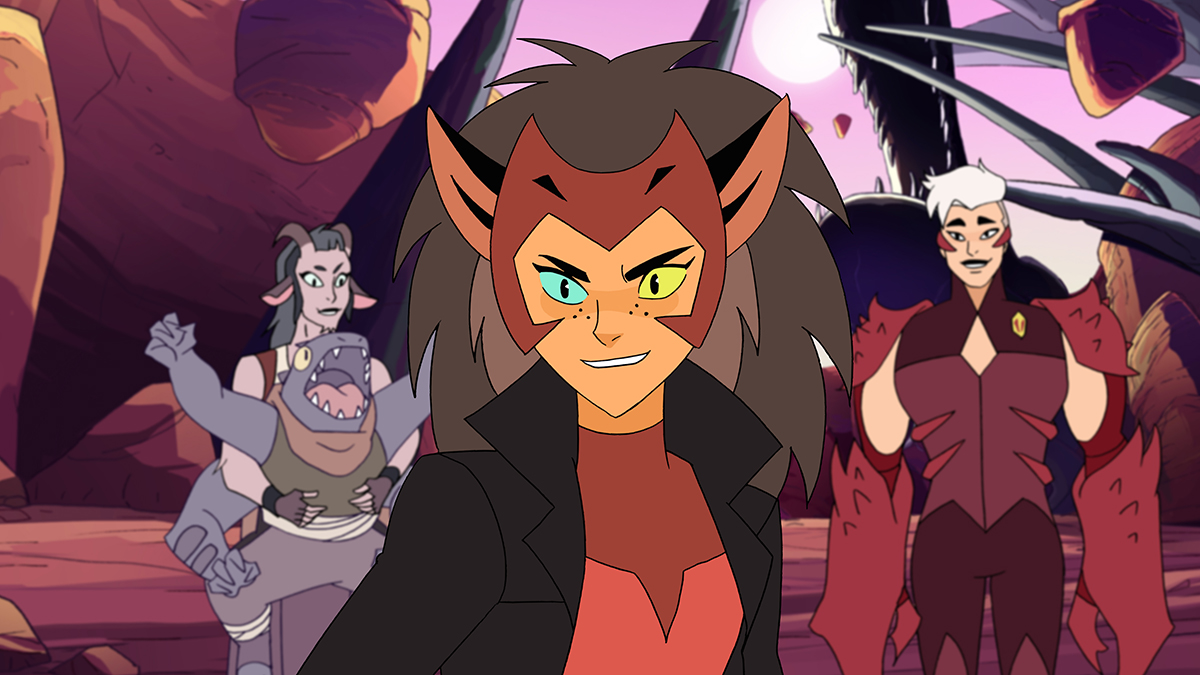 Still Image from She-Ra and the Princesses of Power