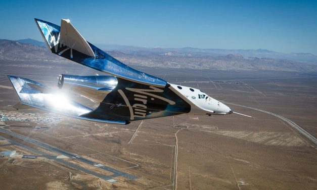Virgin Galactic Is Getting Ready to Test New Space Plane