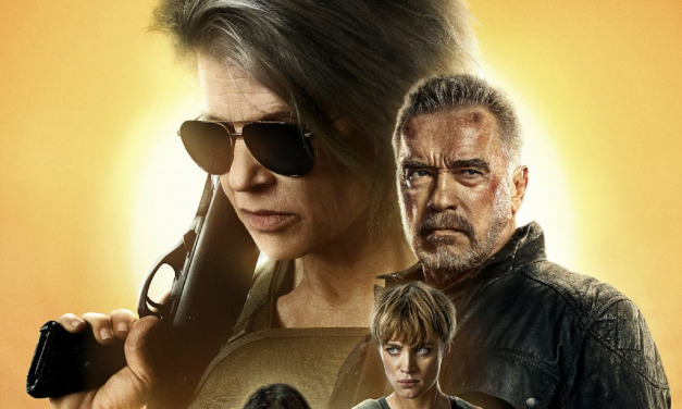 Sarah Connor Confronts Her Past and Present in Action-Packed TERMINATOR: DARK FATE Trailer