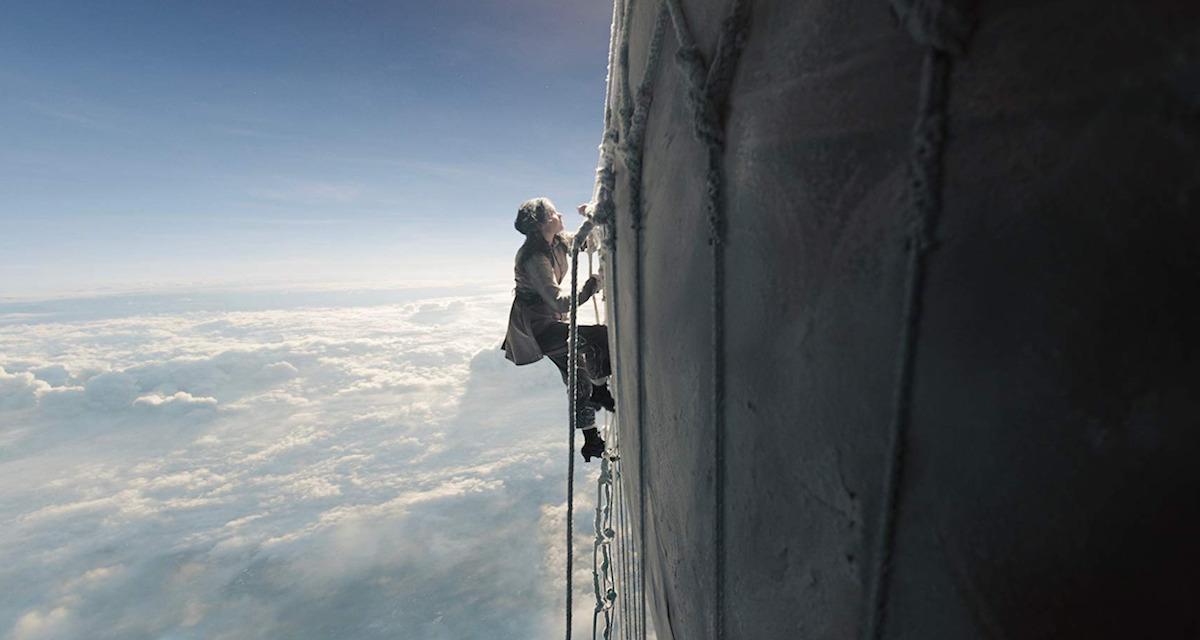 Felicity Jones and Eddie Redmayne Reunite in Breathtaking THE AERONAUTS Trailer