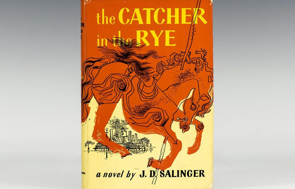 J.D. Salinger's Books Will Get Digital Release