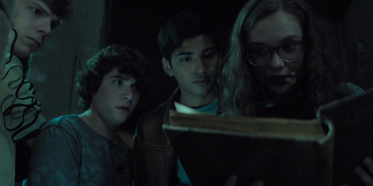 SCARY STORIES TO TELL IN THE DARK Spoiler Review