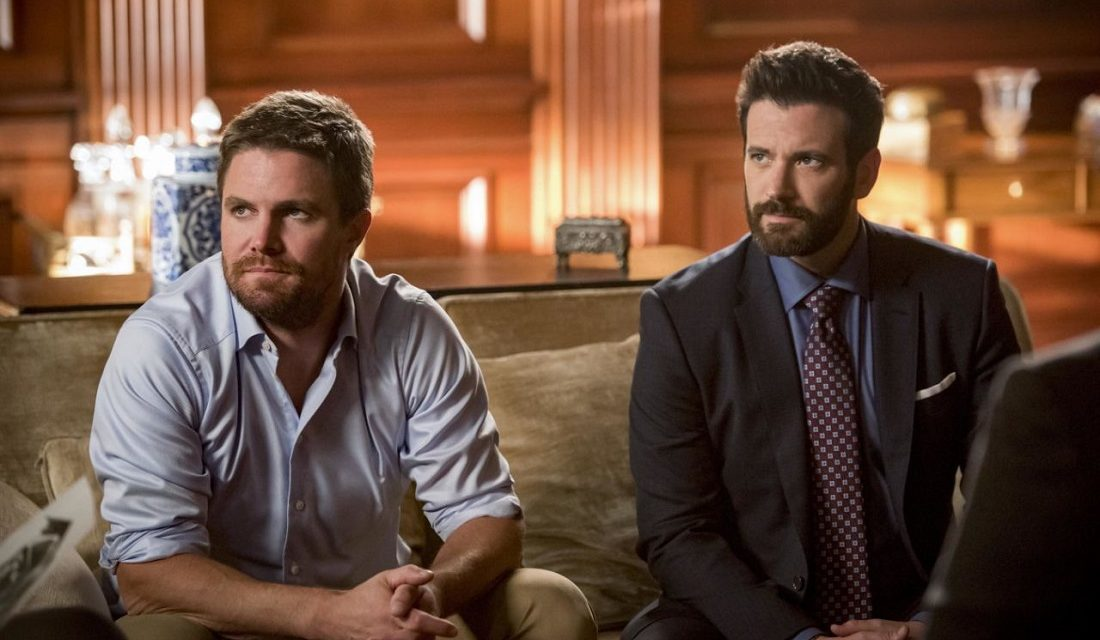 Old Friends Come Back to Life in ARROW Final Season First Photos