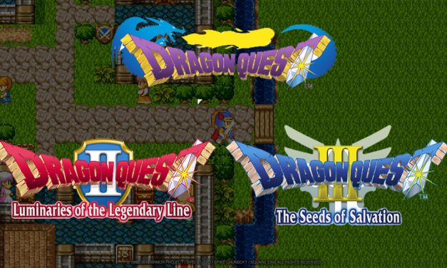 Classic DRAGON QUEST Games Are Coming to the Nintendo Switch