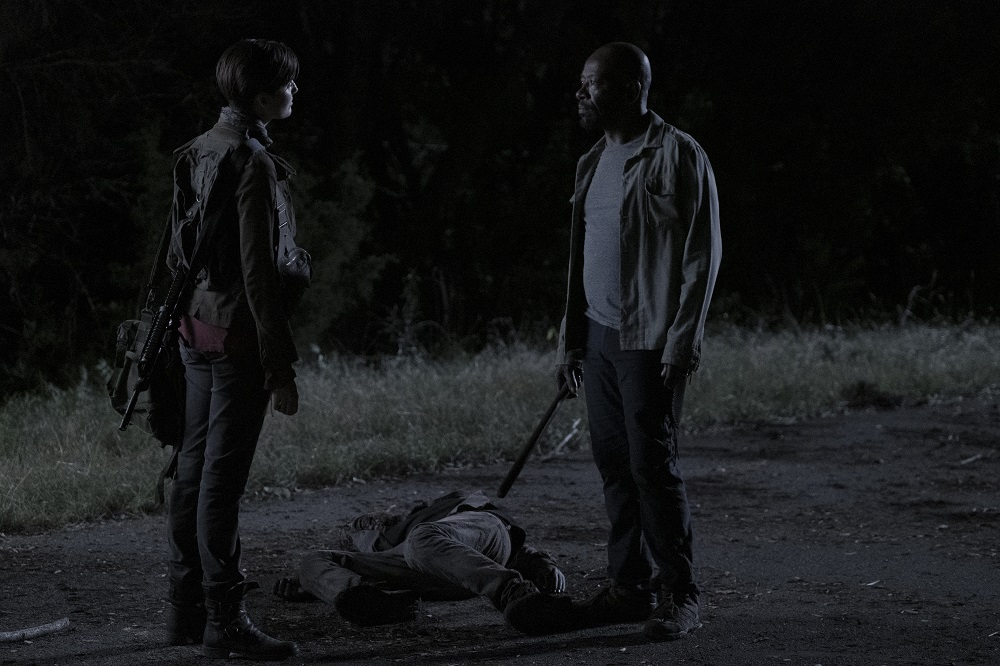 Morgan and Al work through their trust issues on Fear the Walking Dead