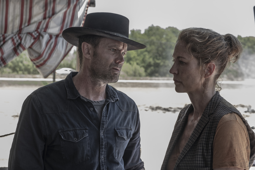John and June say goodbye on Fear the Walking Dead