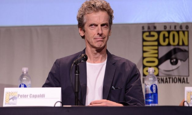 SUICIDE SQUAD Eyeing to Add Peter Capaldi to Star Studded Cast