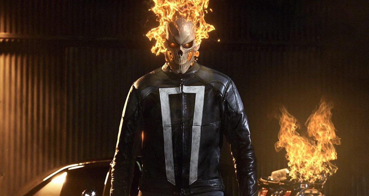GHOST RIDER Series Axed From Hulu
