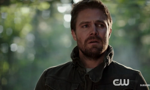 History Repeats Itself in the ARROW Final Season Extended Trailer