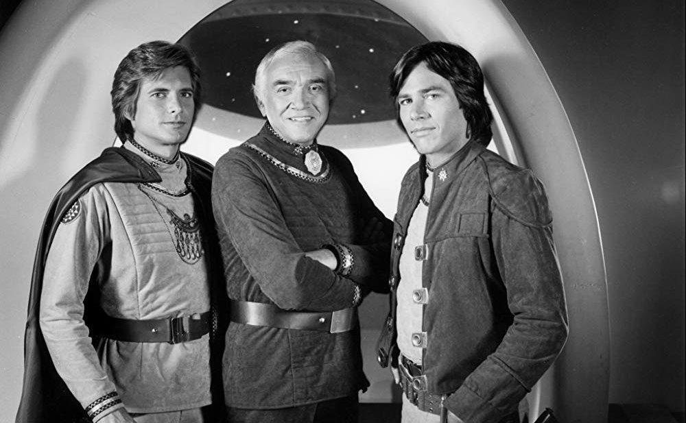 The original Battlestar Galactica cast