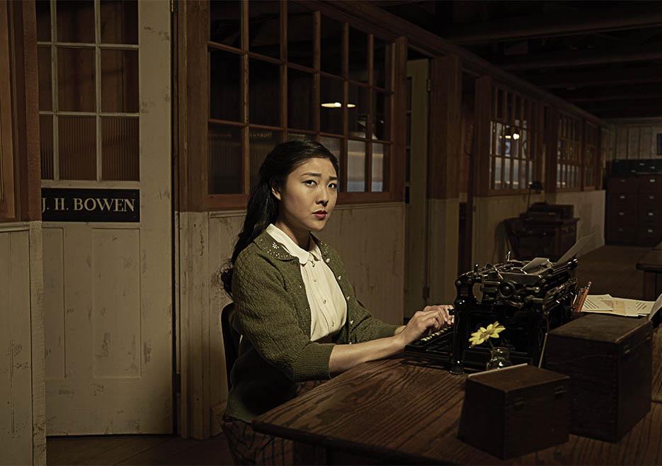 Miki Ishikawa as Amy Yoshida in The Terror: Infamy