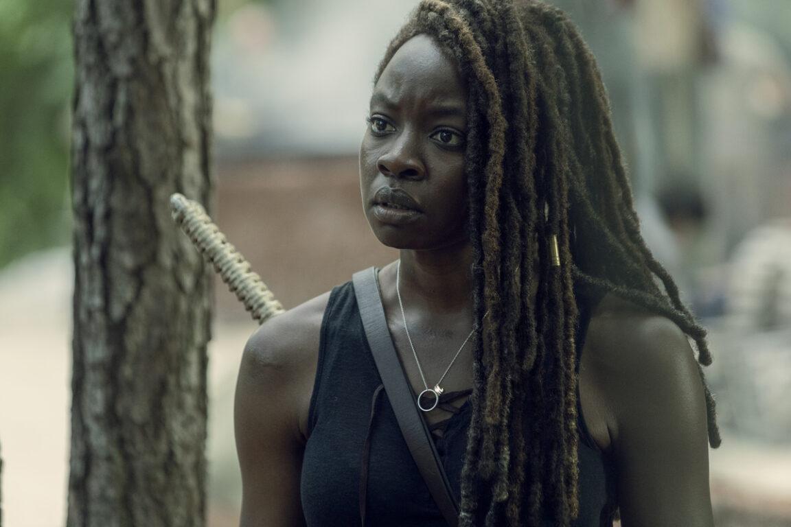 Danai Gurira says farewell to The Walking Dead in season 10