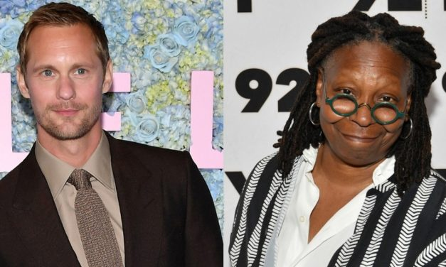 THE STAND Casts Whoopi Goldberg; Alexander Skarsgard in Talks to Play Big Bad