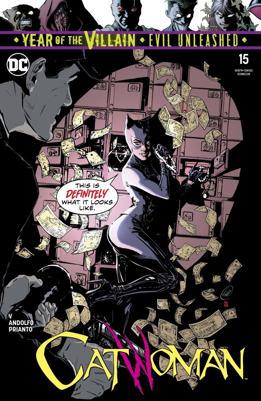 Catwoman #15