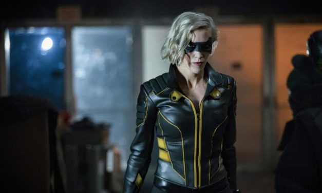 The CW Developing ARROW 'Canaries' Spin-off