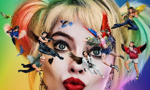 Mayhem Is for the Birds in the New BIRDS OF PREY Poster