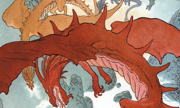 Ursula K. La Guin's EARTHSEA Is in Development at A24