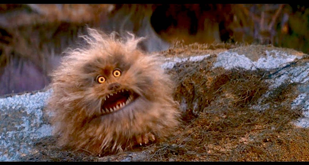 SOUNDTRACK SATURDAY: Fizzgig's Friendly Monster Mix