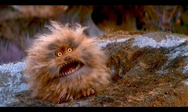 SOUNDTRACK SATURDAY: Fizzgig's Friendly Monster Mix