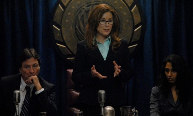 Geek Girl Authority Crush of the Week: LAURA ROSLIN