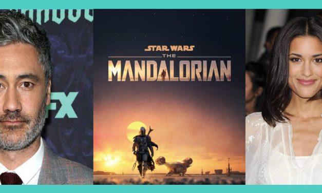 GGA Indigenerd Wire Special Report: THE MANDALORIAN Cast Includes Taika Waititi and Julia Jones
