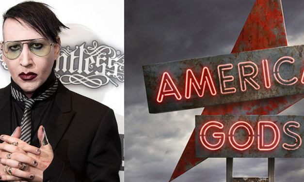Marilyn Manson Joins AMERICAN GODS Season 3