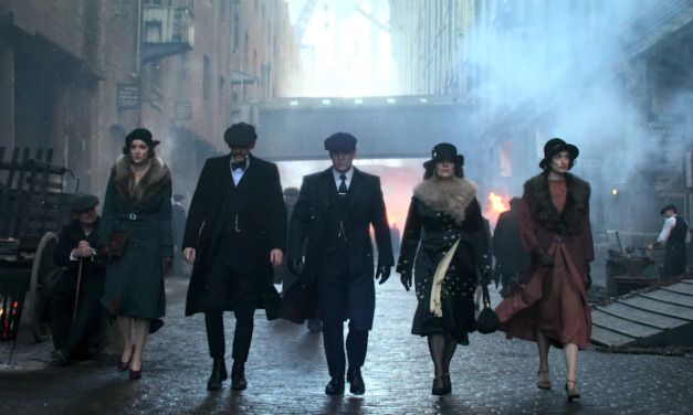 PEAKY BLINDERS U.S. Trailer – 'There Is God and There Are the Peaky Blinders'
