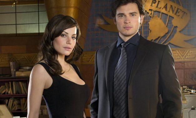 Smallville's Lois Lane Returns for CRISIS ON INFINITE EARTHS Crossover