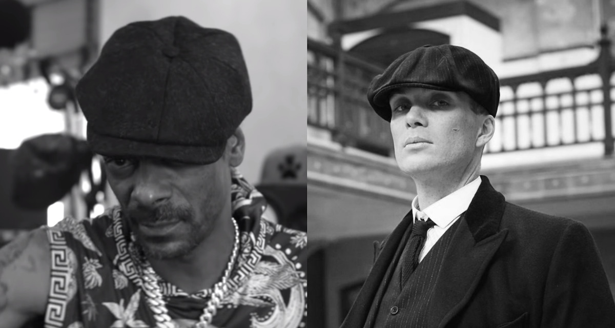 You Have to Watch Snoop Dogg Perform the Peaky Blinders Theme Song Right Now