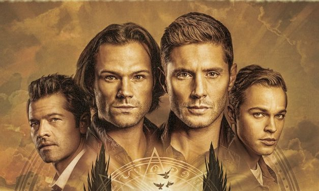 It's the Beginning of the End in the SUPERNATURAL Final Season Trailer and Poster