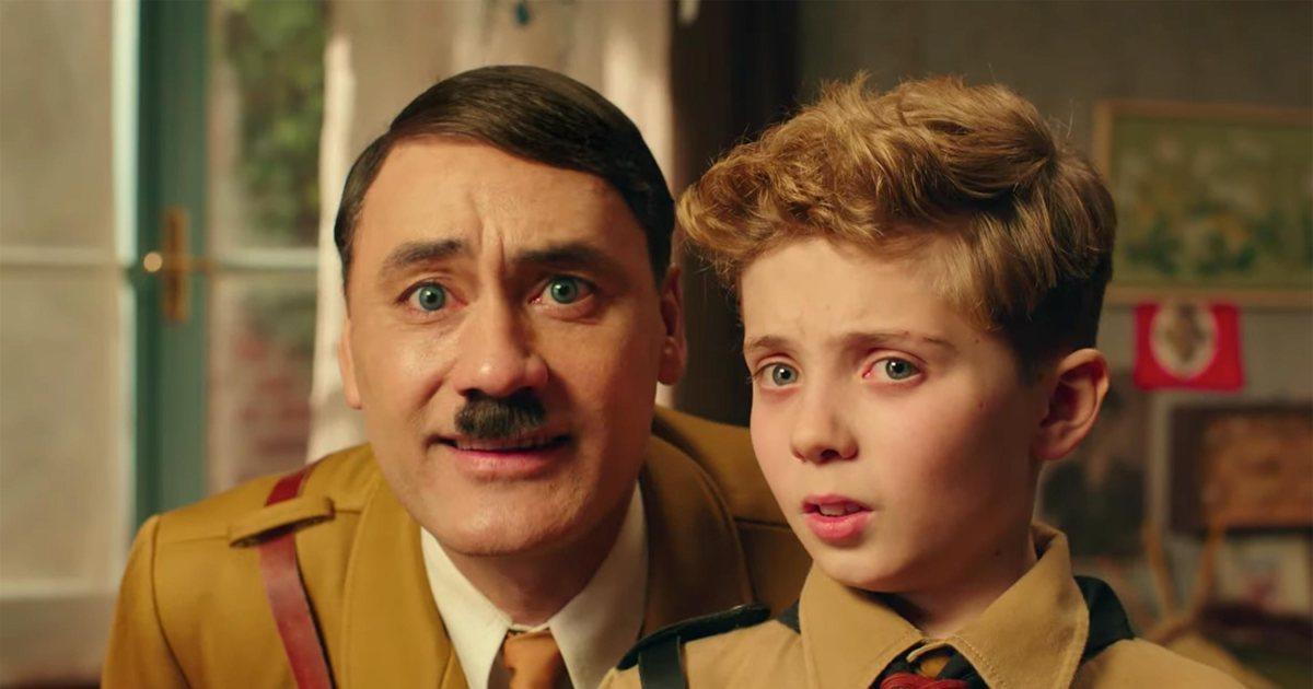 New Trailer for JOJO RABBIT Displays Anti-Hate Satire