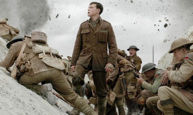 NYCC 2019: 1917 Trailer Blows Audience Away