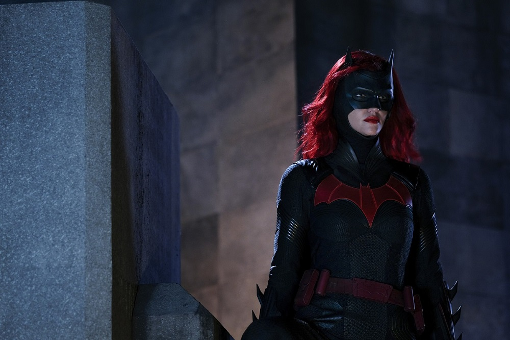 Kate officially becomes Batwoman in the Arrowverse