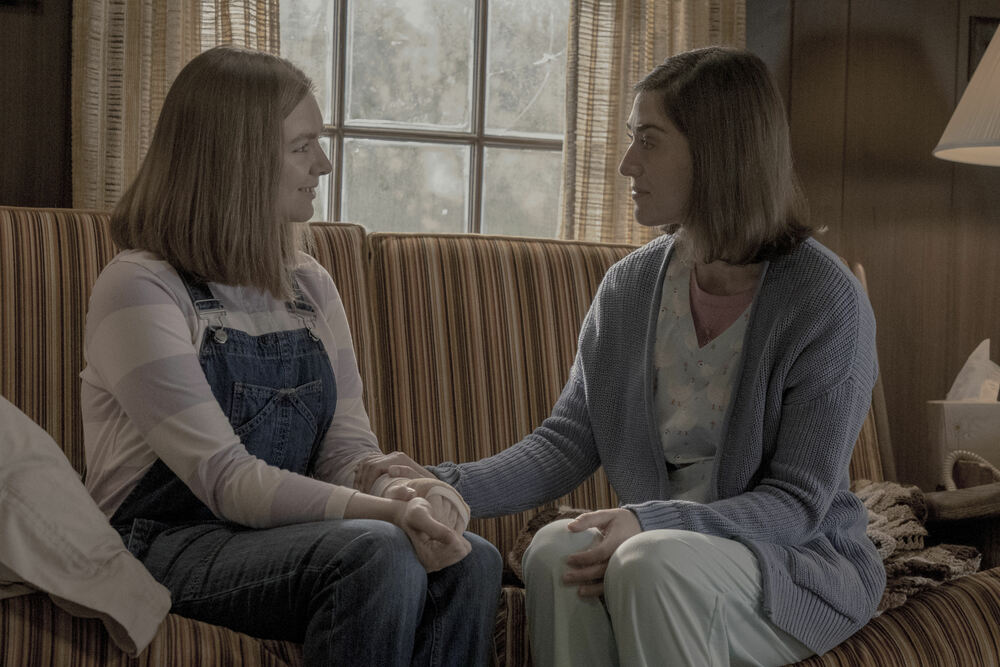 Joy and Annie Wilkes of Castle Rock