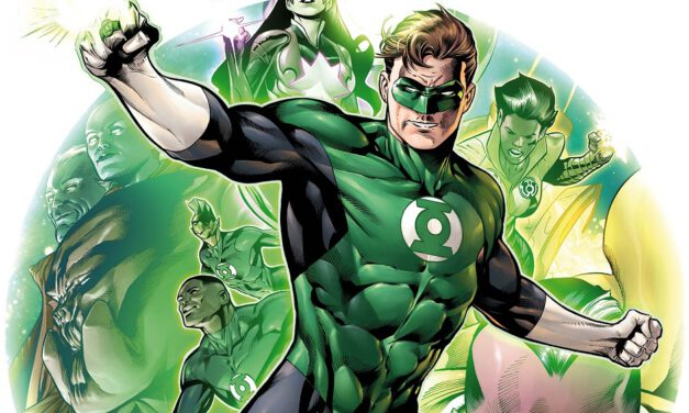 DC's THE GREEN LANTERN and STRANGE ADVENTURES Series in Development at HBO Max