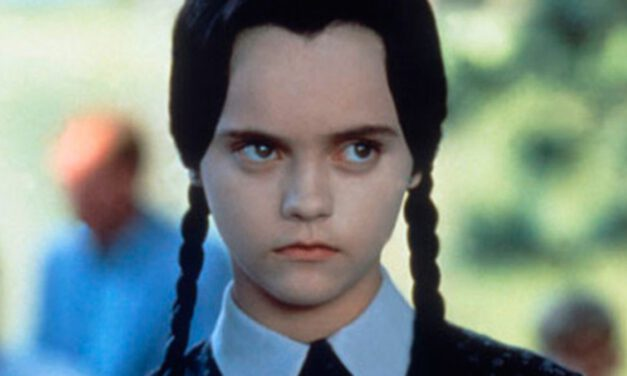 Geek Girl Authority Crush of the Week: WEDNESDAY ADDAMS