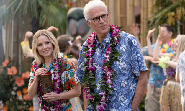 THE GOOD PLACE Recap: (S04E03) Chillaxing