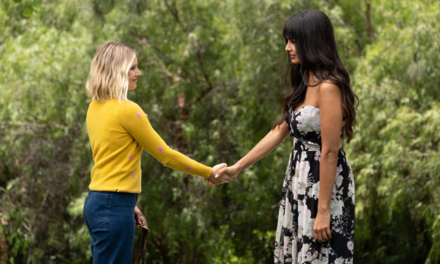 THE GOOD PLACE Recap: (S04E05) Employee of the Bearimy