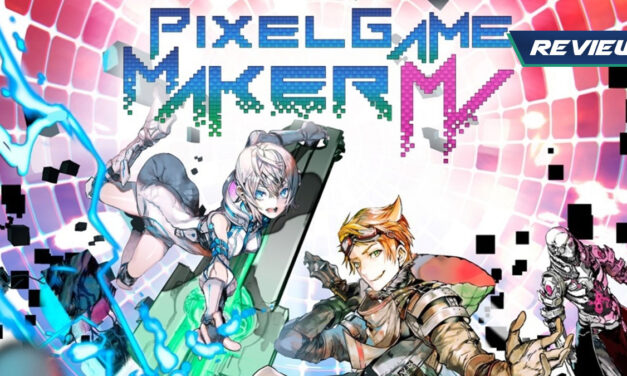 GGA Review: PIXEL GAME MAKER MV Brings You the Retro Game Making Goods