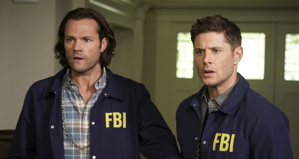 SUPERNATURAL Recap: (S15E02) Raising Hell