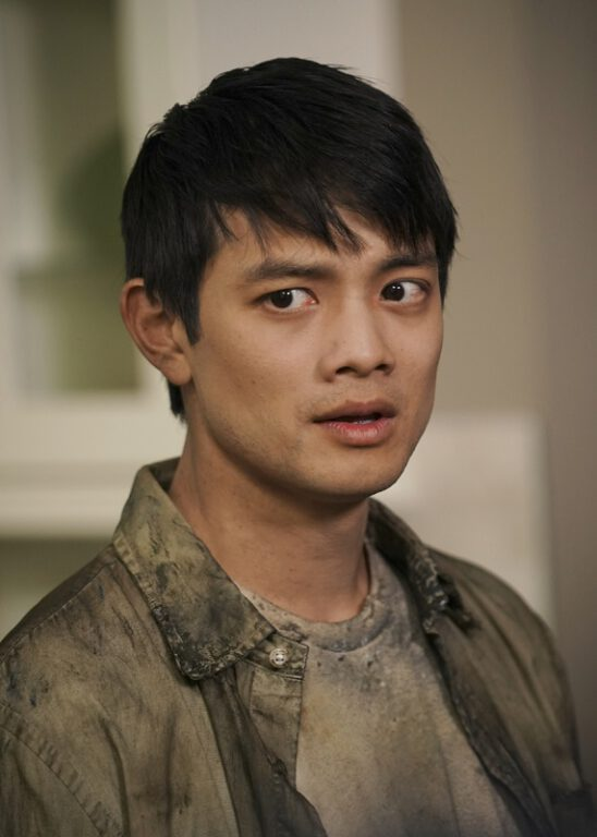 Osric Chau returns as Kevin Tran on Supernatural