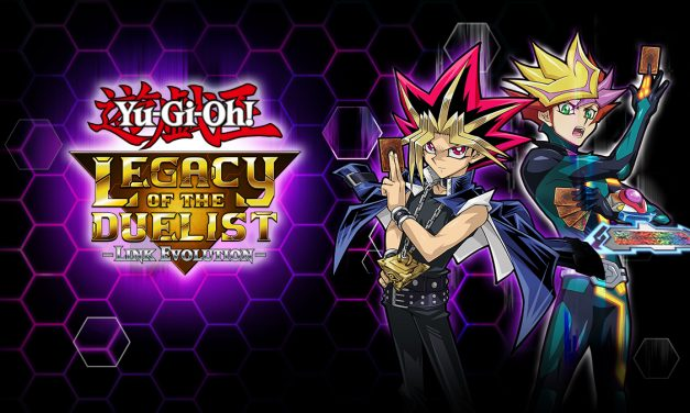 NYCC 2019: Fernando Bustamante Discusses the New YU-GI-OH LEGACY OF THE DUELIST LINK EVOLUTION