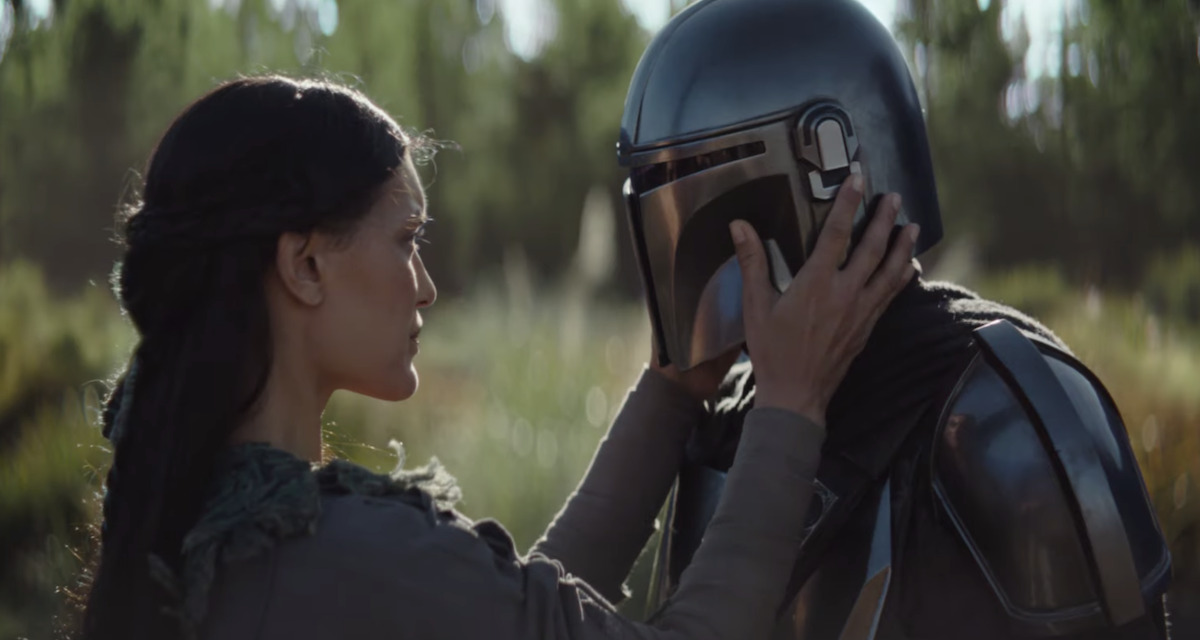 THE MANDALORIAN Speaks! Check Out the New Trailer