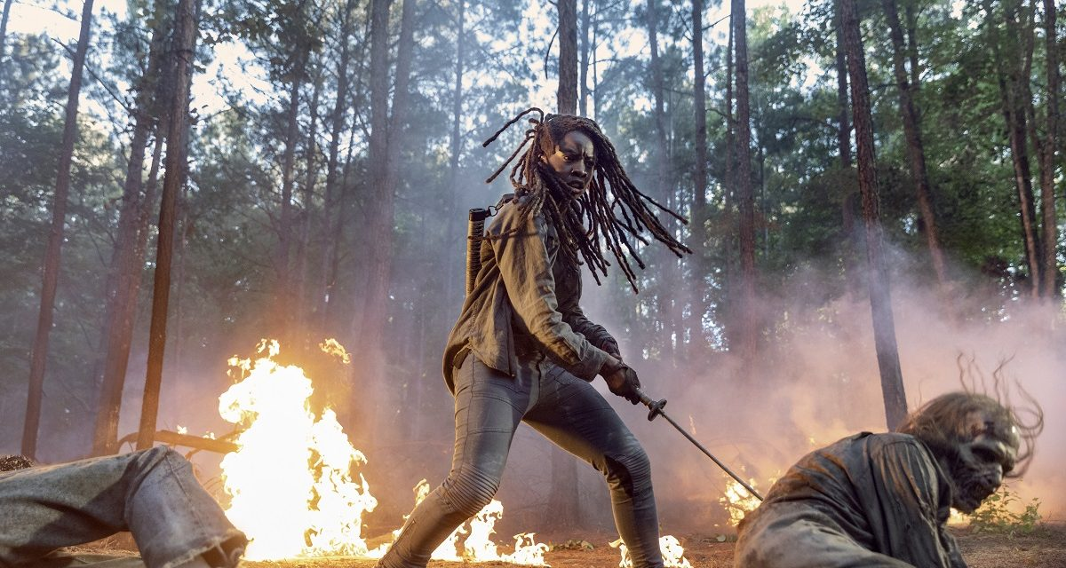 THE WALKING DEAD Recap: (S10E01) Lines We Cross