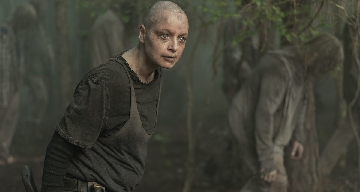 The Walking Dead Recap S10e02 We Are The End Of The World