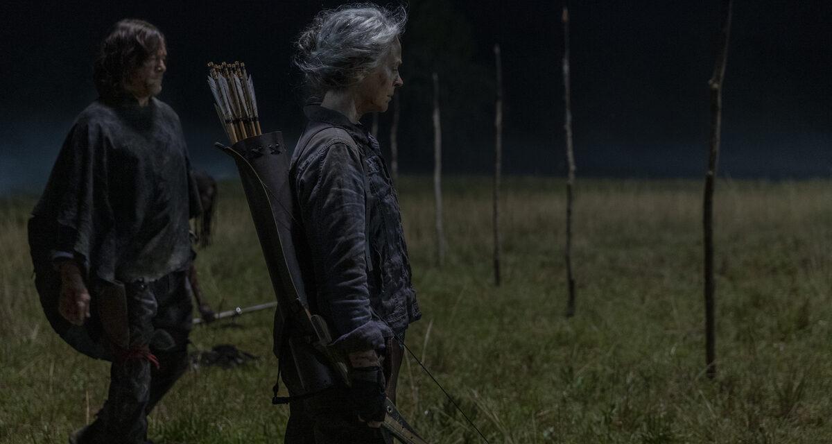 THE WALKING DEAD Recap: (S10E03) Ghosts