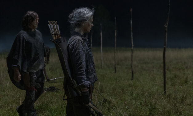 THE WALKING DEAD Recap: (S10E03) Ghosts