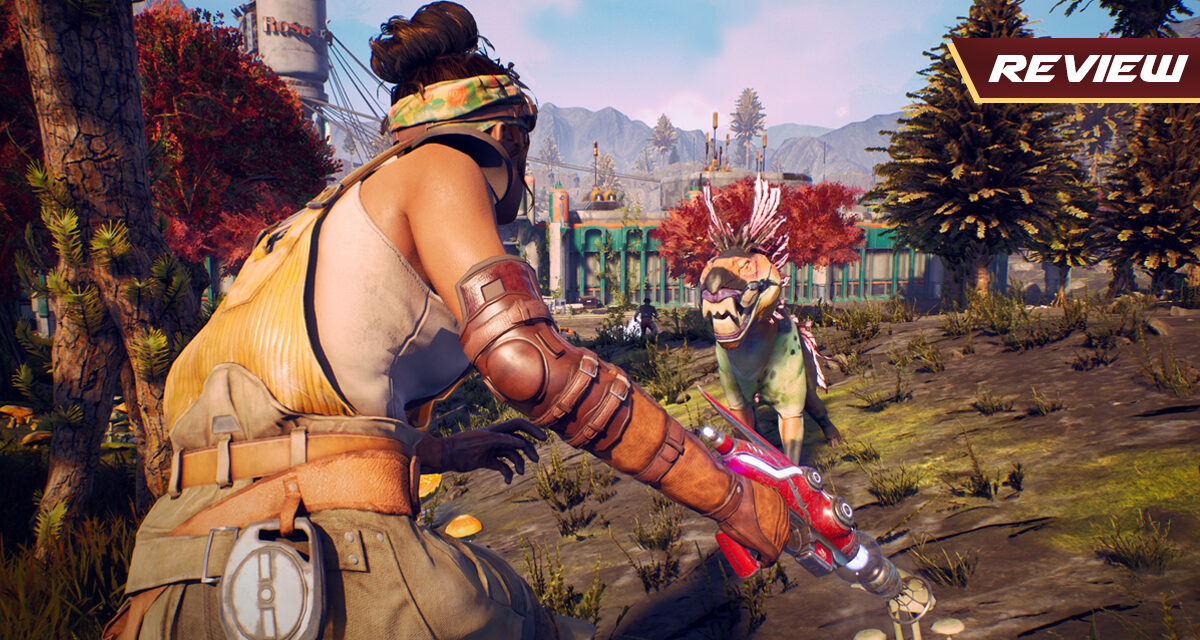 GGA Game Review: THE OUTER WORLDS Gives Gamers a Triumphant Sci-Fi RPG