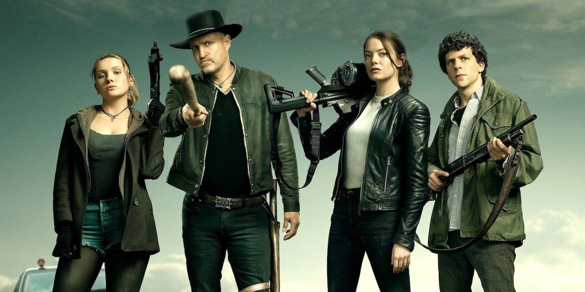 Movie Review- ZOMBIELAND: DOUBLE TAP